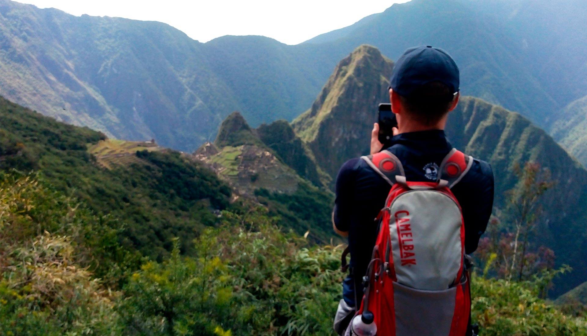 Inca trail availability by ANEXA