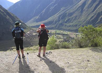Classic Inca trail hike to Machupicchu (4CIT)