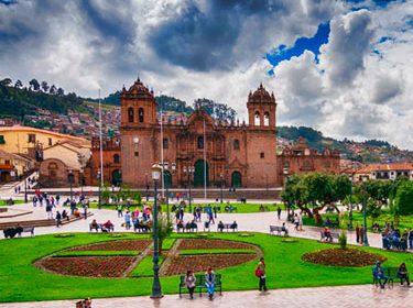 Enjoying Cusco's sites (ECS)