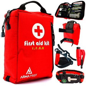 firt aid kit for hiking