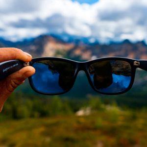 sun glasses for hiking